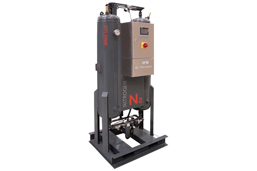 Generadores de nitrógeno y oxígeno