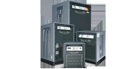 Compresores de aire comprimido - Folch Técnica Industrial
