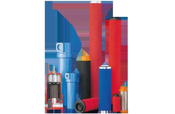 Venta y mantenimiento de secadores frigoríficos, secadores de adsorción, purgas y filtros