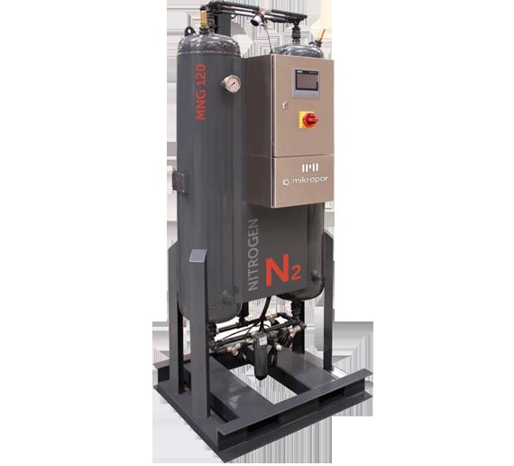 Generación y separación de gases - Folch Técnica