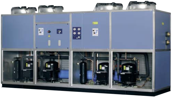 Equipos de refrigeración industrial - Folch Técnica