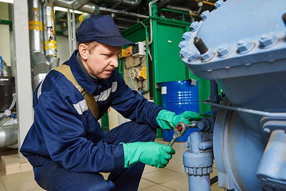 Legalización y retimbrado de instalaciones industriales