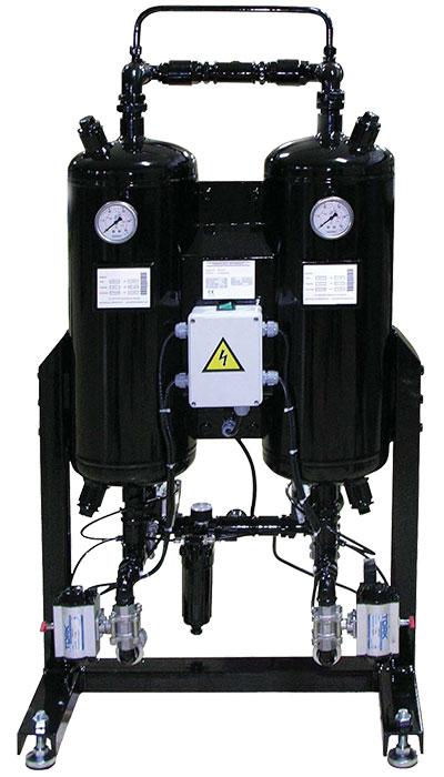 maquinaria de aire comprimido