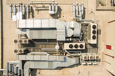 Refrigeración industrial y estudios de demanda de aire