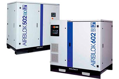 Uso y funcionamiento de los compresores de aire comprimido